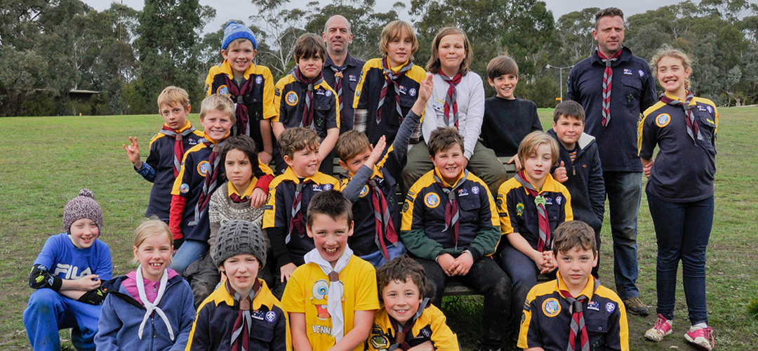 9th City of Brunswick Scouts, Melbourne